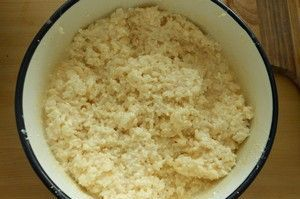 Запеканка из риса и творога - фото шаг 4