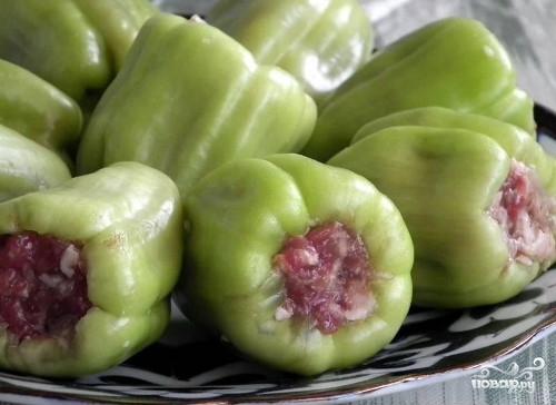 Рецепт Плов с болгарским перцем