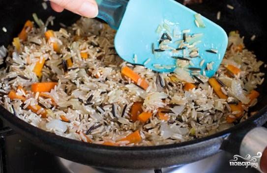 Дикий рис для похудения - фото шаг 4