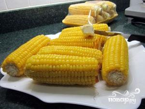 Кукуруза в мультиварке - фото шаг 3