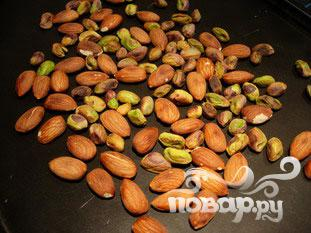 Нуга с орехами и сухофруктами - фото шаг 3