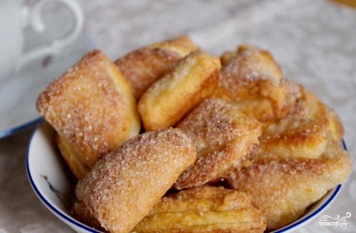 печенье в духовке без масла рецепты с фото