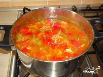 Суп из кролика - фото шаг 5