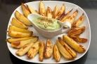 Печеный картофель в мультиварке