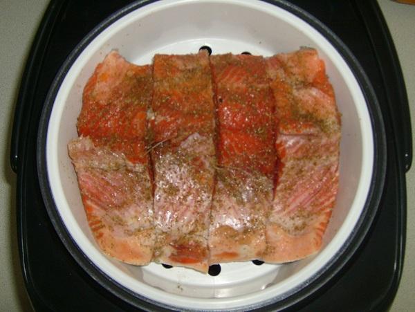 Рецепты рыбы с фото в мультиварке