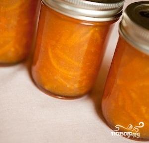 Варенье из мандаринов в кожуре