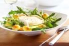Салат с картофелем и сыром