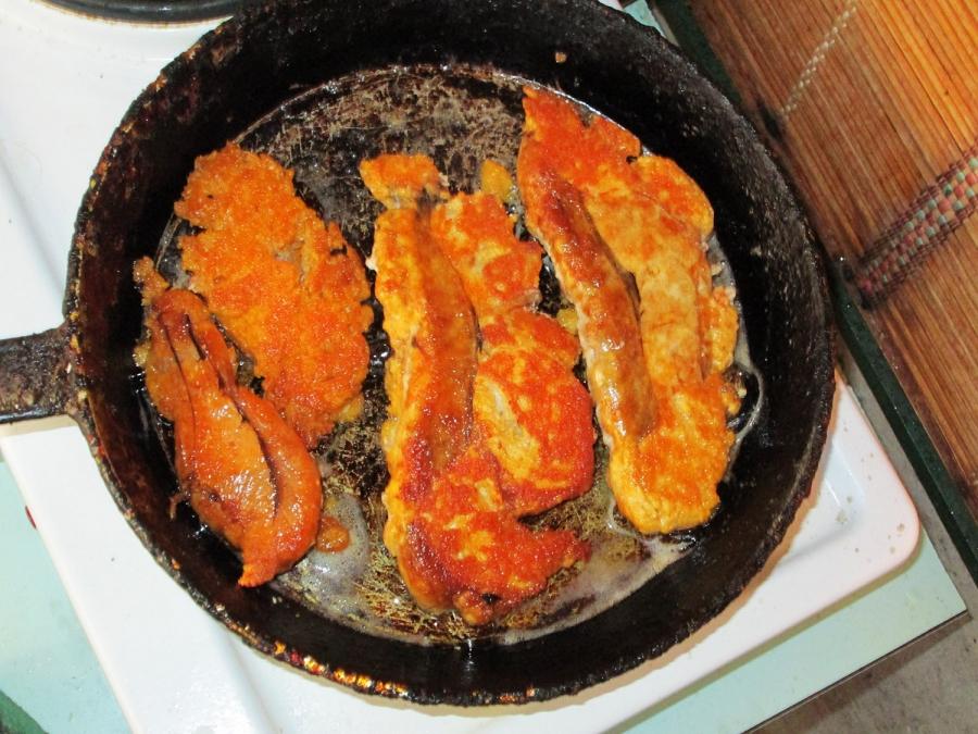 Икра рыб рецепты приготовления