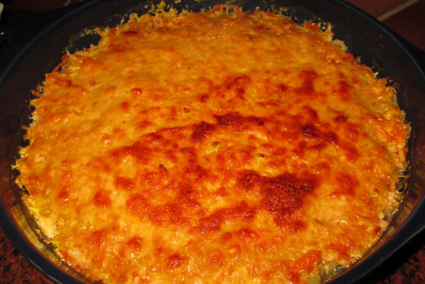 Рецепт брокколи с картошкой в духовке