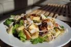 Салат из индейки с черносливом