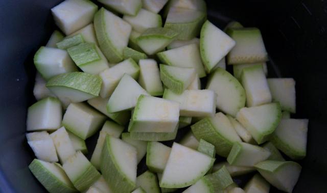 Рецепт Тушеные овощи в мультиварке