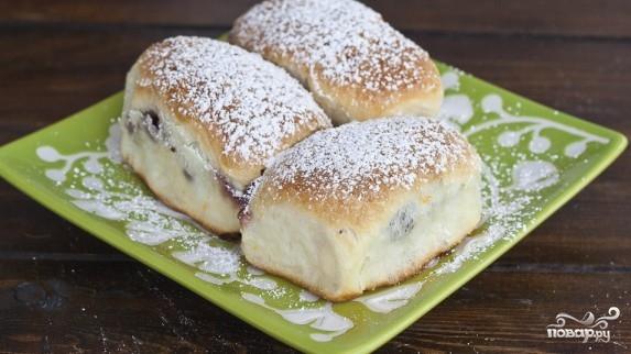 Пирожки с вареньем в духовке