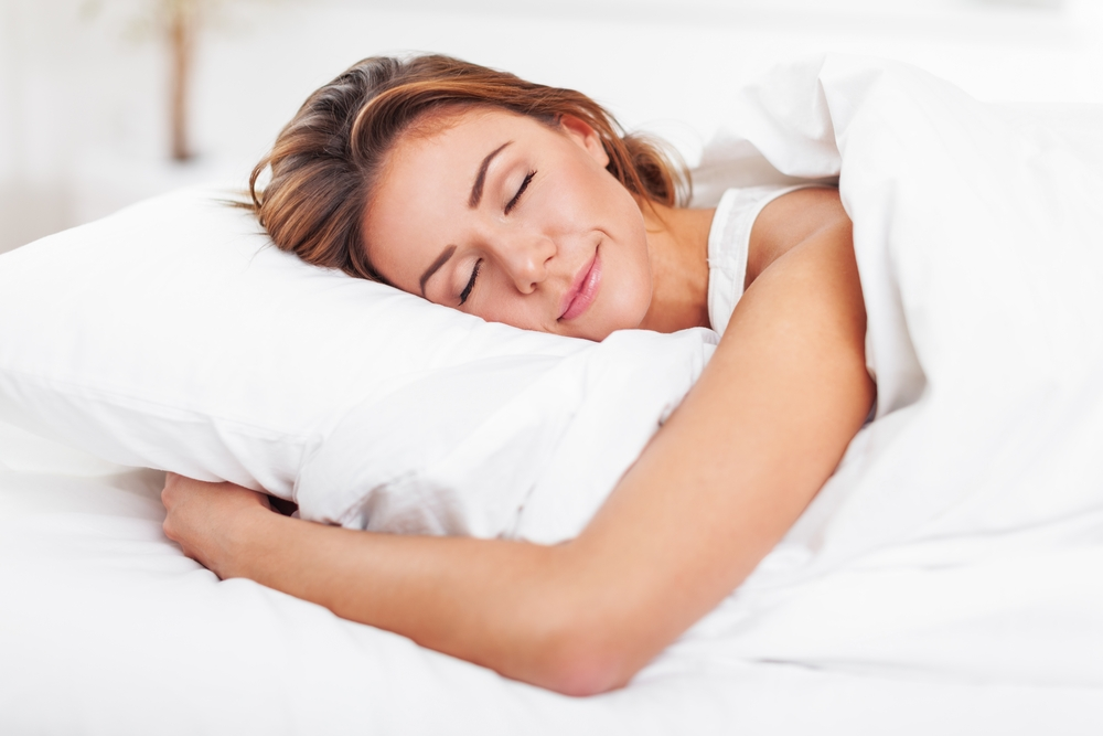 Чтобы похудеть, надо высыпаться.