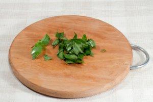 Салат с адыгейским сыром - фото шаг 6
