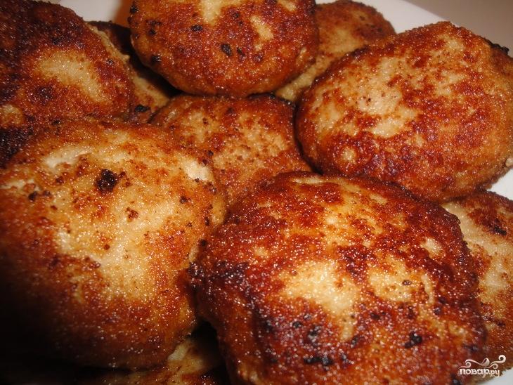 Котлеты из свинины сочные в духовке рецепт с фото