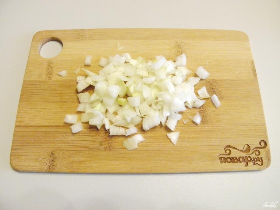 Салат с картошкой и сыром - фото шаг 6