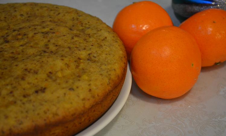 Мандариновый пирог в мультиварке - фото шаг 6