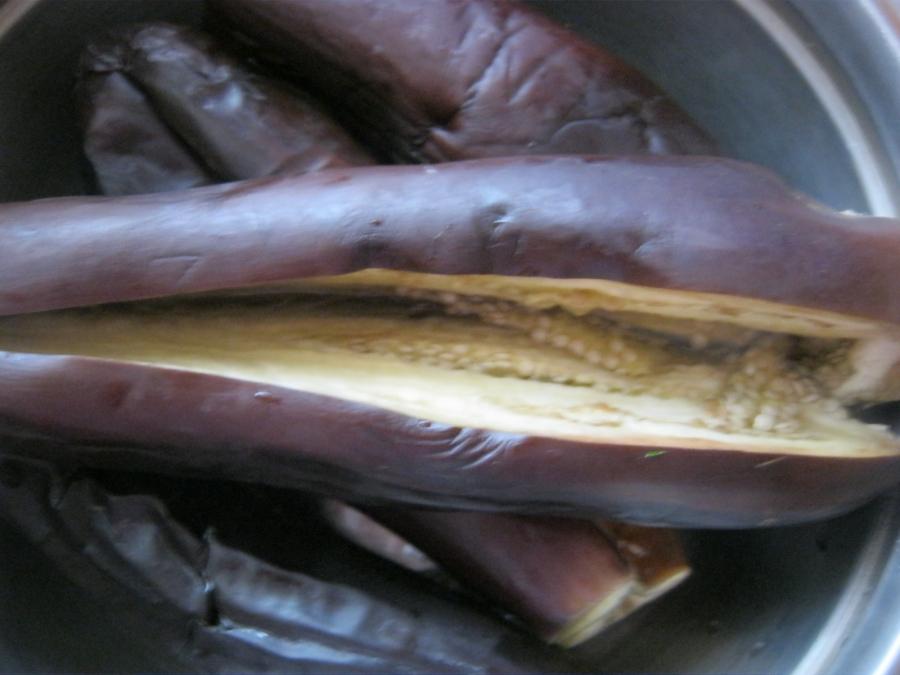 Рецепт Баклажаны по-цыгански