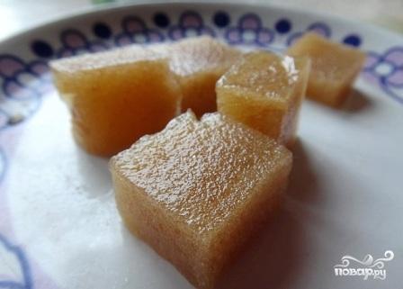 Мармелад натуральный яблочный - фото шаг 12