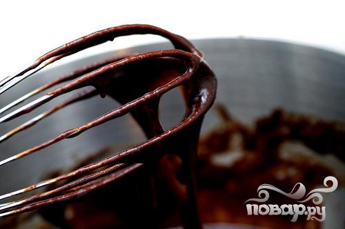 Шоколадные пирожные с корицей и кардамоном - фото шаг 1