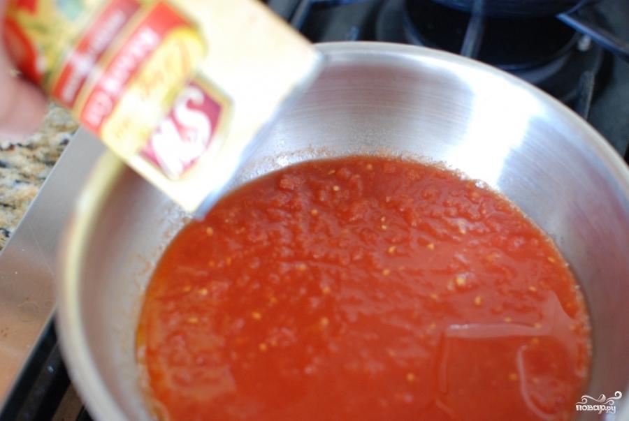 Тортеллини в сливочном соусе - фото шаг 5