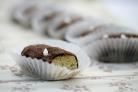 """Пирожное """"Картошка"""" из бисквита"""
