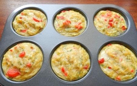 Овощные котлеты в духовке - фото шаг 5