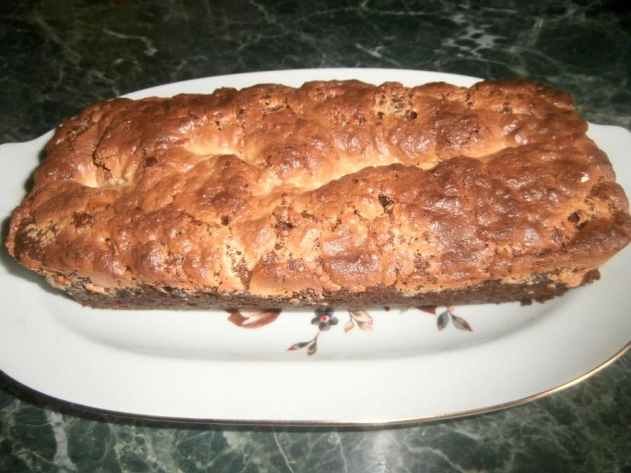 Пирог с халвой - фото шаг 6