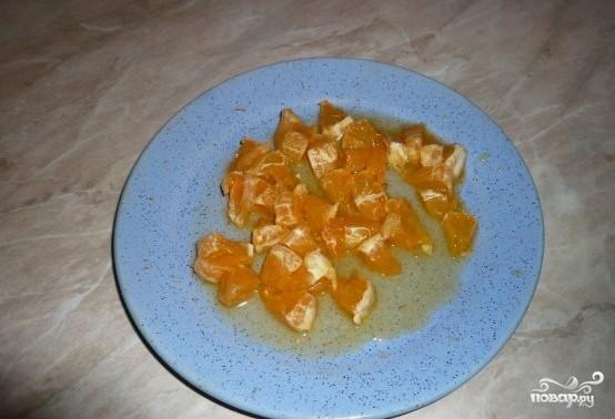 Куриная грудка с морковью - фото шаг 5