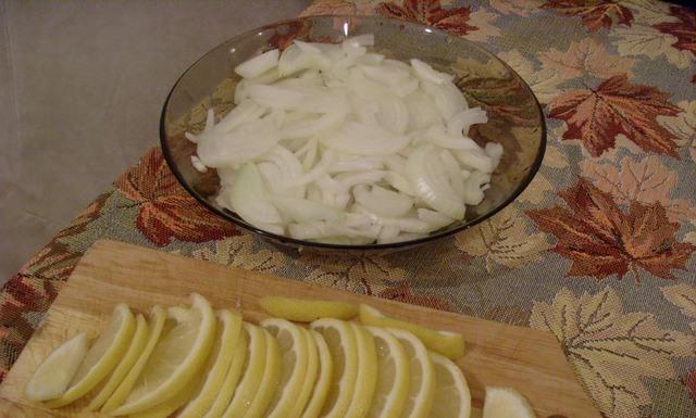 лук в фольге в духовке рецепт с фото