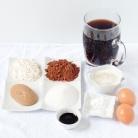 Рецепт Маффины с пивом рутбир и ванильным кремом