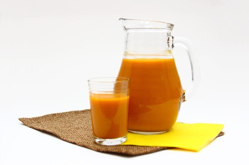 Рецепт Облепиховый сок