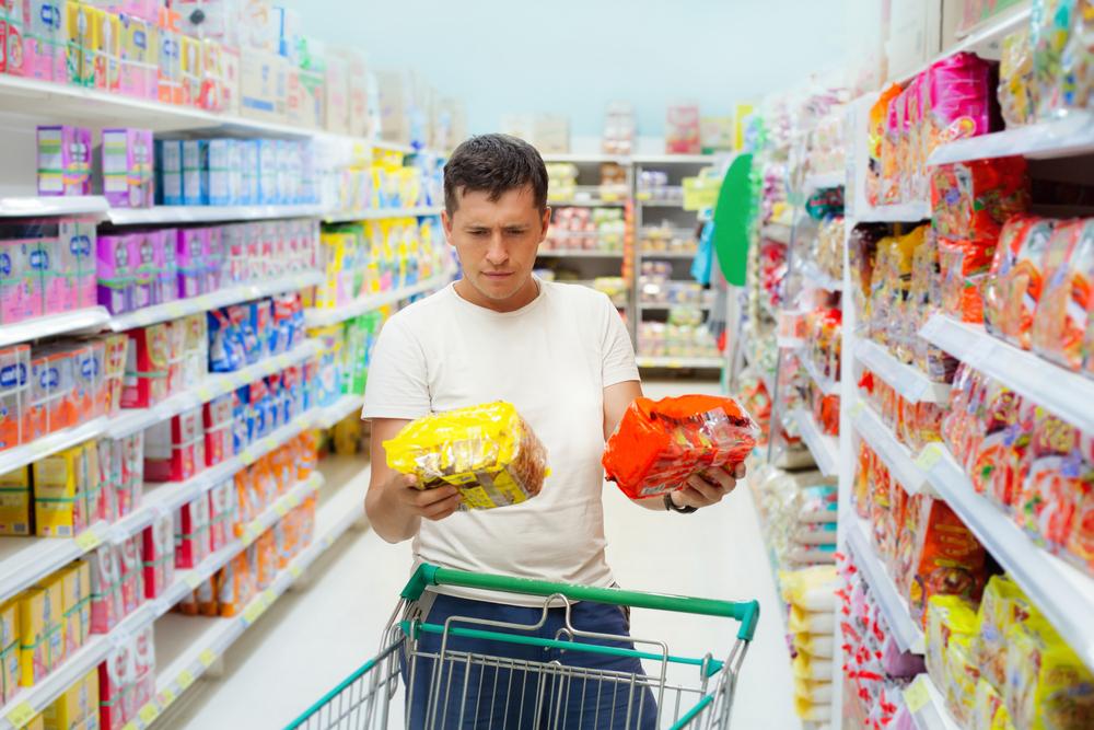 Выбор продукта: дешевый или дорогой?