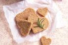 Печенье с розмарином и грецкими орехами