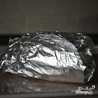 Чесночный хлеб - фото шаг 5