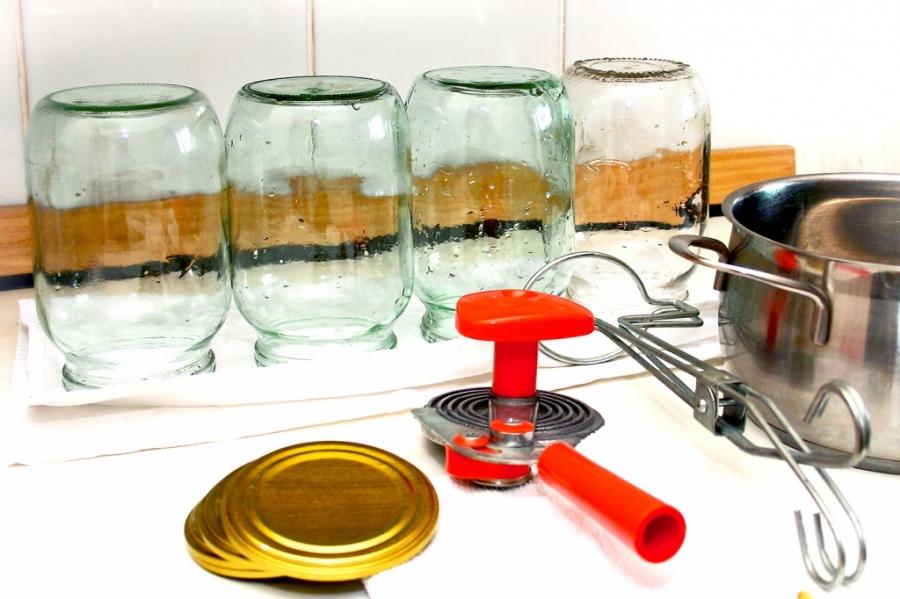 Маринованные помидоры - фото шаг 1