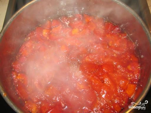 Варенье из помидоров  - фото шаг 3