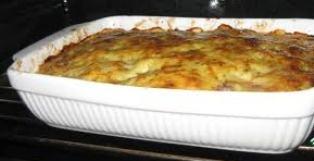 Запеканка из баклажанов и картофеля - фото шаг 6