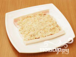 Закуска из крабовых палочек - фото шаг 11