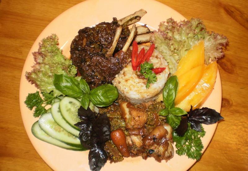 Ребрышки с овощами тушеные - фото шаг 6