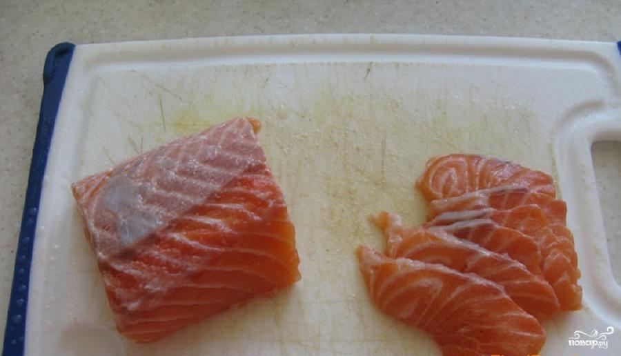 Рецепт Рыба по-японски