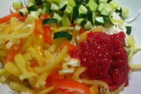 Вкусная солянка из капусты на зиму - фото шаг 7