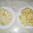 Рецепт Детское питание из яблок и груш