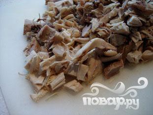 Картофельная запеканка с мясом и сыром - фото шаг 1