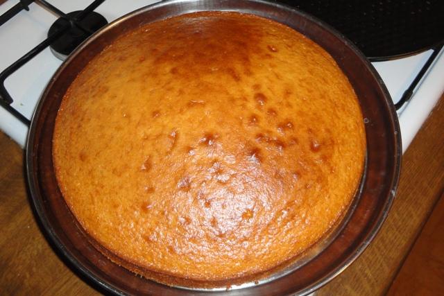 """Торт """"Кучерявый пинчер"""" - фото шаг 3"""