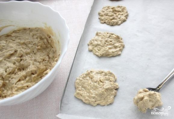 Хрустящее овсяное печенье - фото шаг 5