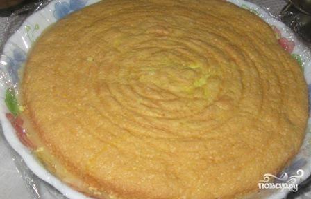 "Торт ""Мимоза"" - фото шаг 7"