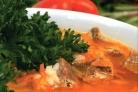 Суп из баранины и риса
