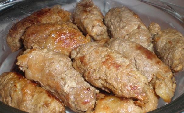 Куриные пальчики с черносливом в духовке рецепт