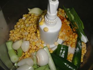 Котлеты из гороха вегетарианские - фото шаг 2